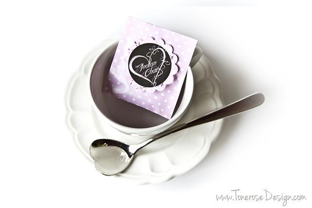 IMG_4909 lag søte teposer til Valentines dag