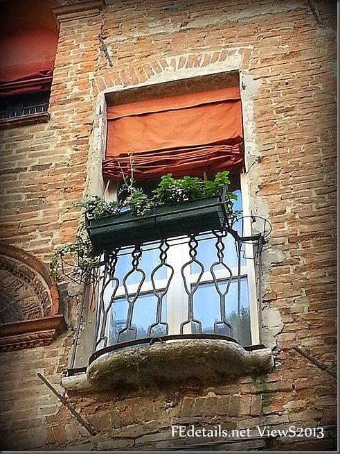 Balconcini ferraresi - Ferrara balcony, Ferrara, Italy - Photo3