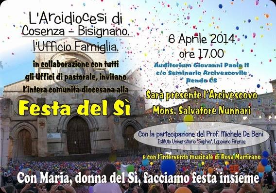 Festa del sì 2014