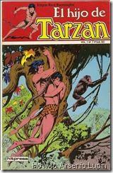 P00007 - El Hijo de Tarzan #7