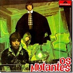 Capa do Album - Os Mutantes