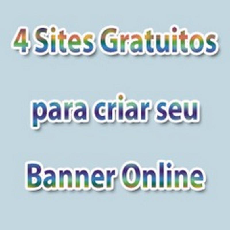 4 sites gratuitos para criação de banner online
