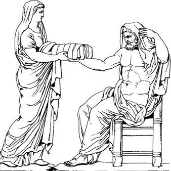 ronos - Dios - Lider Titan - Mitologia Griega - Dioses Griegos - El Mundo de la Fantasia - Seres Mitologicos y de la Noche - imagenespreferidas_blogspot_com