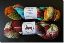 Gnome Acres - Worsted