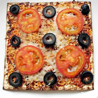 Kid's Favorite Passover Pizza