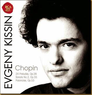 Chopin Preludios Kissin