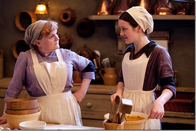 servants kitchen