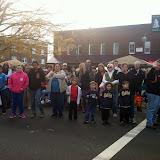 WBFJ - Mocksville Hometown Christmas Parade - 11-23-13