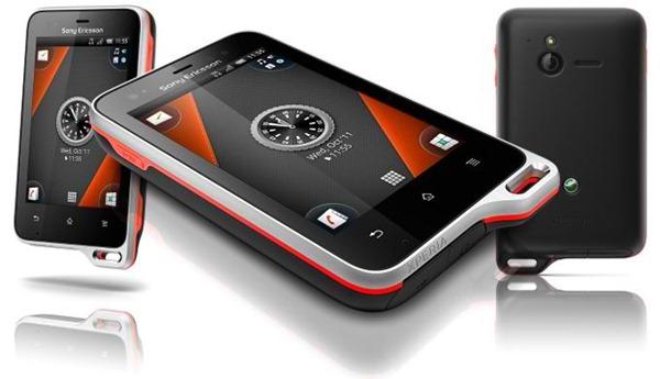Review: Sony Ericsson Xperia Active
