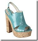 Nine West Aqua Actout platform slingback sandal