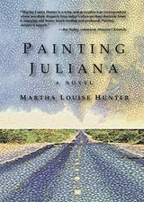 Painting Juliana - Marth Louise Hunter