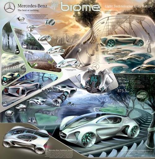 Mercedes-Benz Design Challenge L.A. Auto Show