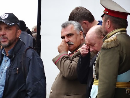 Foto cu Sony: Lenin si Stalin la Moscova