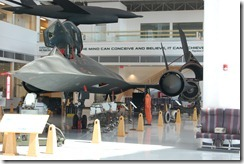 Blaackbird spy plane