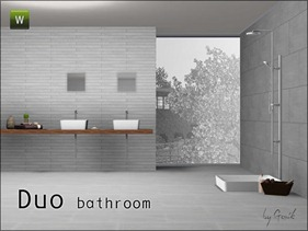 Duo Bathroom