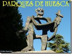 Parques - Monumento a los reyes de estirpe pirenaica - Huesca