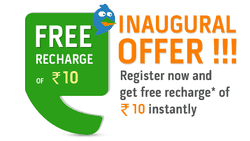 free 10 rs recharge trick