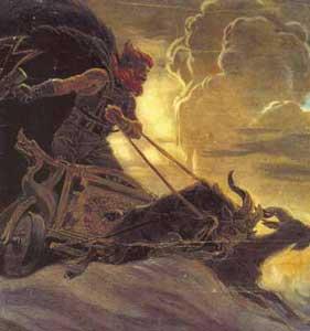 Thor la mitologia nordica