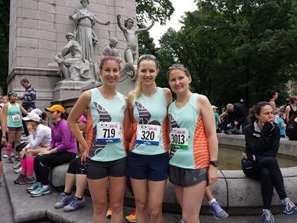 Oiselle Team NYC
