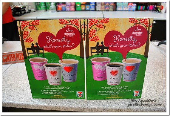 city blends, 711, 7-eleven, coffee