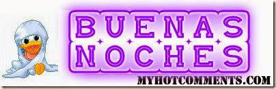 BUENAS NOCHES (19)