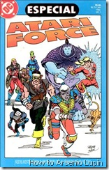 P00021 - Atari Force  - ESPECIAL v