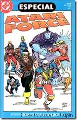 P00021 - Atari Force  - ESPECIAL v