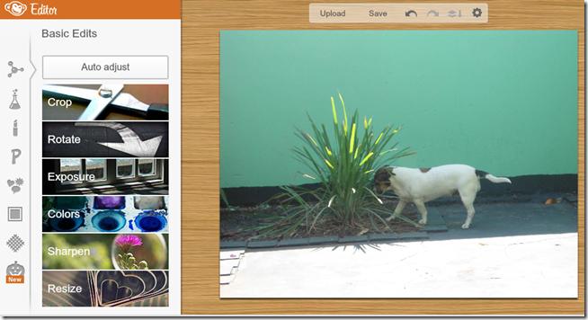 Inserir marca d'gua em fotos online