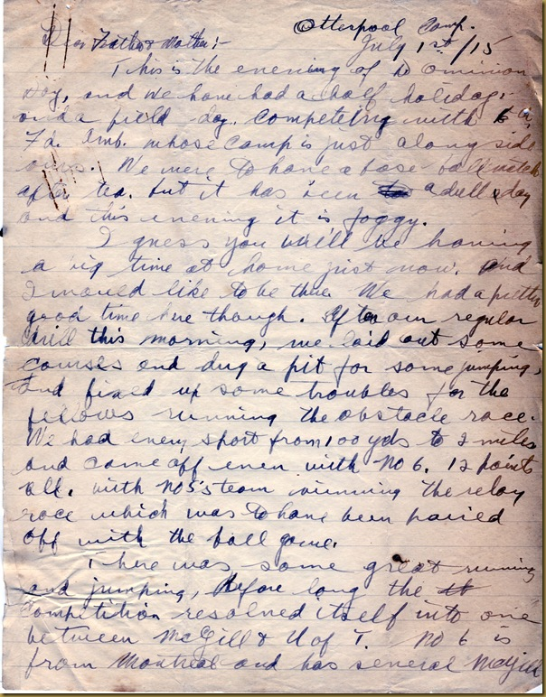 1 July 1915 1