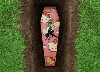 hello-kitty-coffin-design