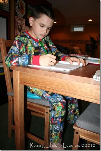 Adapting Homeschool for Wiggly Kids