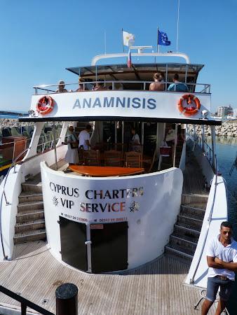 La mare in Cipru: Yahtul Anamnasis