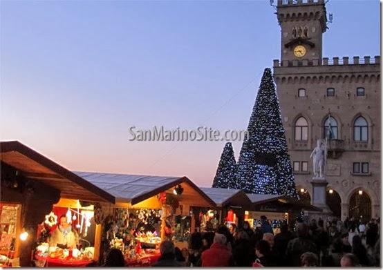 Mercatino di Natale - San Marino
