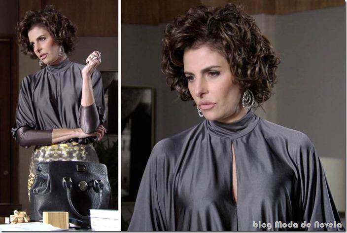 moda da novela salve jorge - deborah capítulo 14 de novembro de 2012