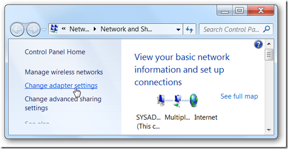 How to Change the Priority of Network Connections in Windows
