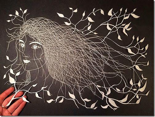 Arte sorpendente Maude White cosasdivertidas net (1)