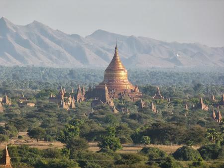 Obiective turistice Myanmar: Templu budist