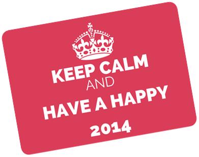 Happy NY 2014