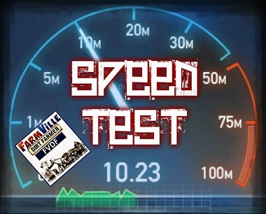 DF Speed Test
