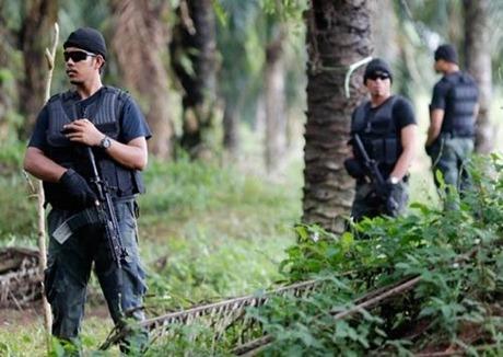 Polis-Lahad-Datu-Sabah