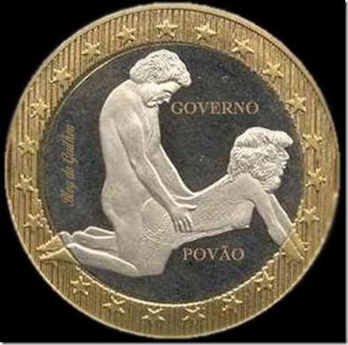 Nova moeda de 1 real