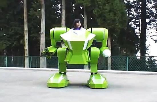 Robô andador (4)