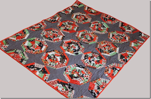 Spiderweb Quilt Full