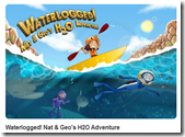 National Geographic Kids Website - Games