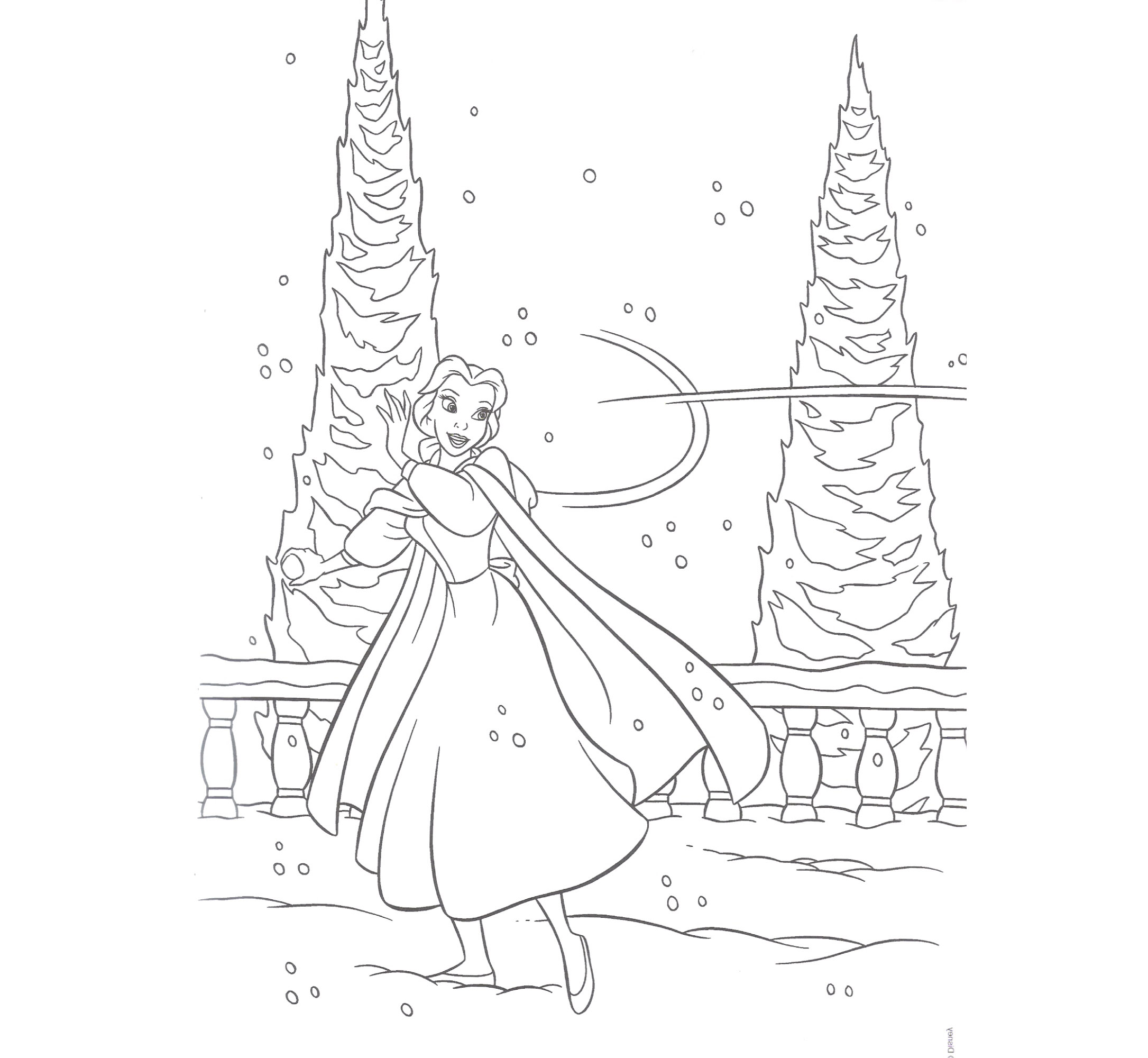 Ugly Princess Coloring Pages Sketch Coloring Page