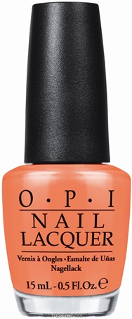 OPI Where Did Suzis Man-Go