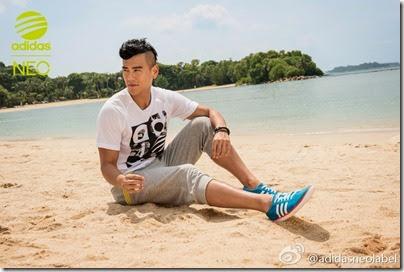 adidas Neo Label X Eddie Peng 2014 Spring Summer 04