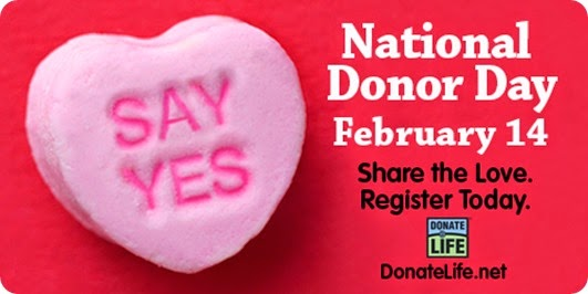 national donor day