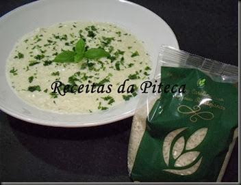 Arroz 2 queijos-parceria