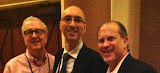 Dan Pellino (IBM), Jim Corgel (IBM), and Jorge Cortell (Kanteron Systems) at IBM PWLC 2013, Las Vegas